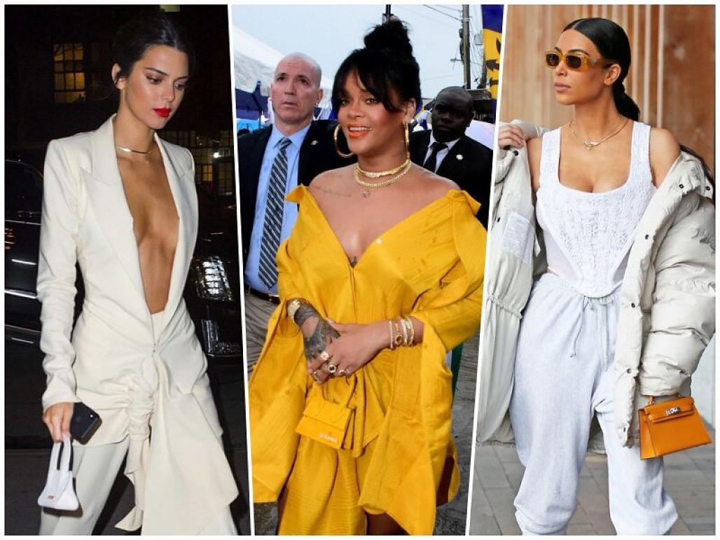 Có không ít tín đồ thời trang lựa chọn túi siêu nhỏ trong mỗi lần xuất hiện trước công chúng