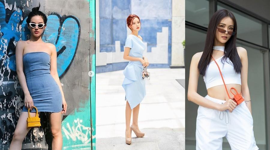 Còn rất nhiều mỹ nhân Việt cũng là tín đồ của những chiếc túi Micro Bag