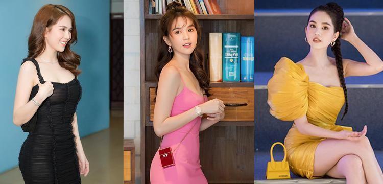 Trinh là cô nàng sở hữu nhiều túi xách Micro Bag nhất làng giải trí Việt cho tới tận bây giờ.