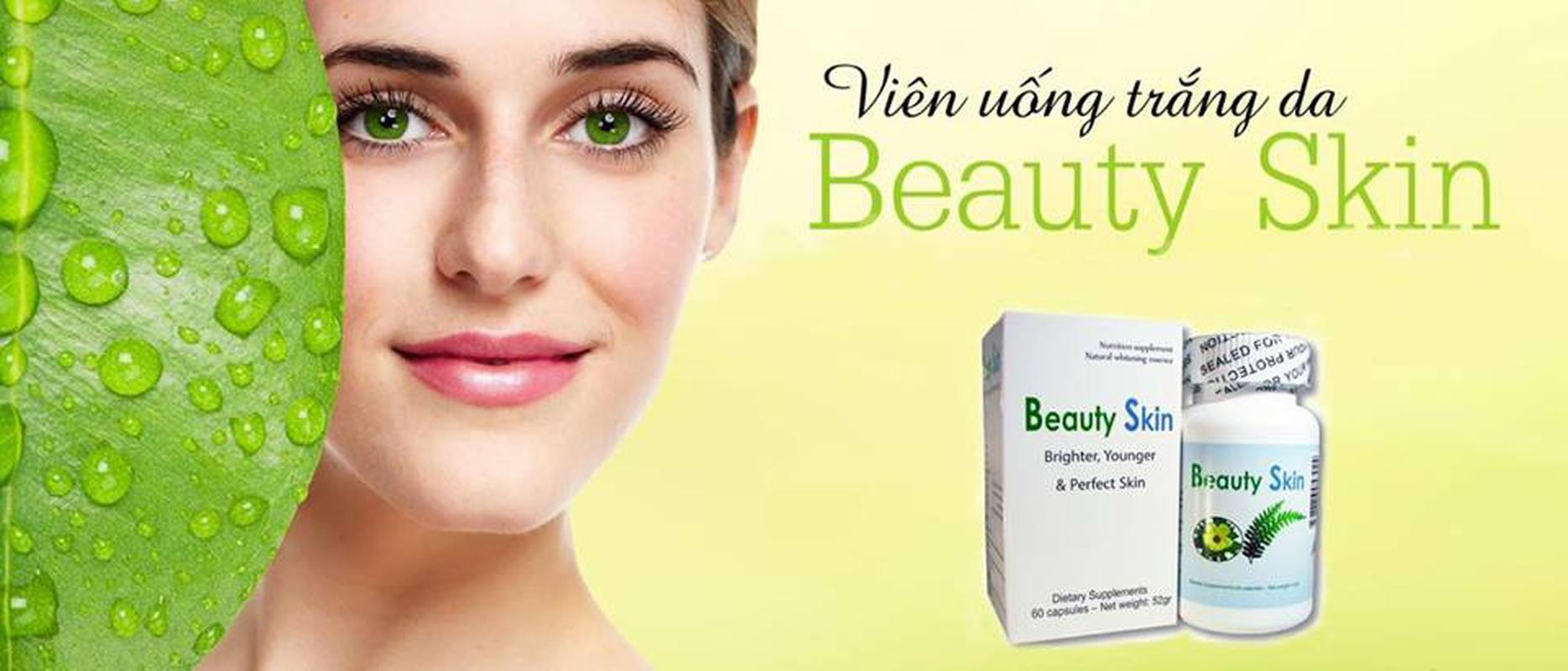 Viên uống Beauty Skin