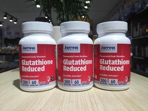 Viên uống Jarrow Glutathione