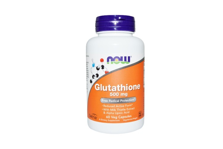 Viên uống Glutathione Now 500mg