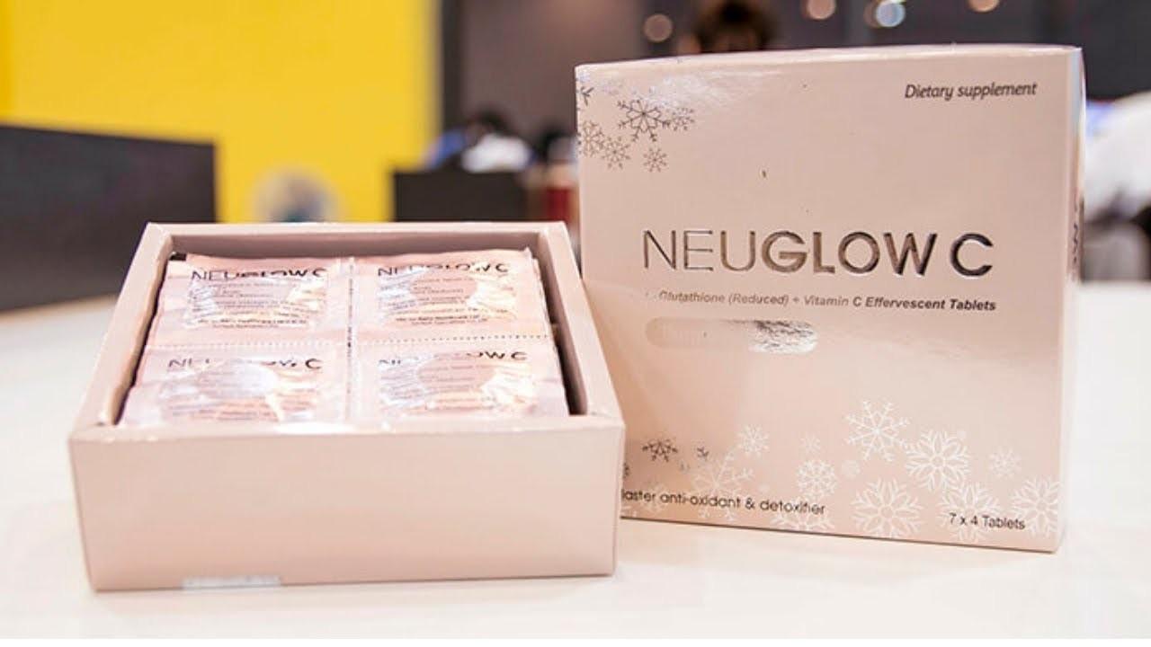 Viên uống Neuglow C cao cấp dạng sủi