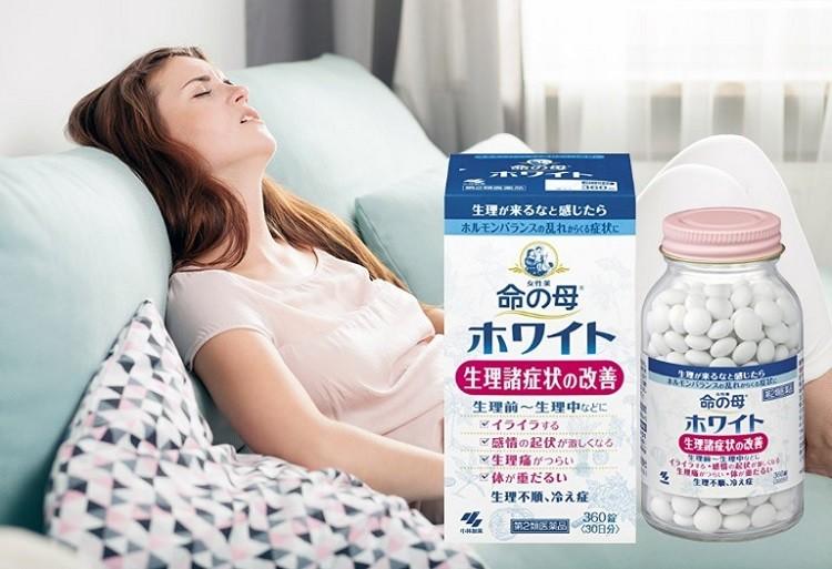 viên uống điều hòa kinh nguyệt kobayashi review, viên uống điều hòa kinh nguyệt kobayashi, thuốc điều hòa kinh nguyệt của nhật bản, viên uống điều hòa kinh nguyệt
