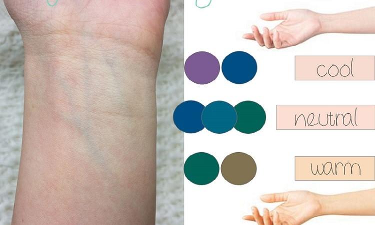 Cách xác định tone màu dưới da chính xác phù hợp với từng loại kem nền