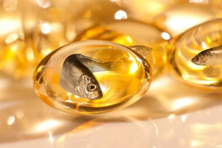 Sử dụng dầu cá