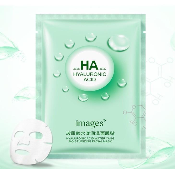 Mặt nạ giấy dưỡng trắng da mụn cấp ẩm thải độc HA, Mặt nạ giấy dưỡng trắng da mụn cấp ẩm thải độc HA có tốt không