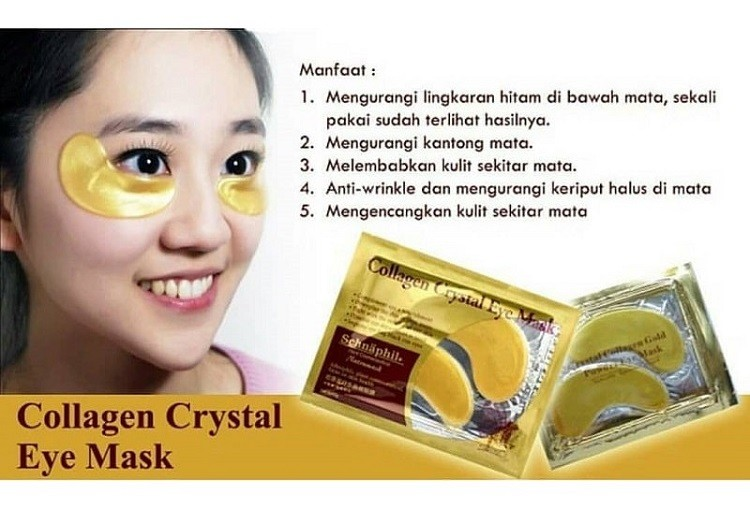 review mặt nạ mắt collagen crystal eye mask, crystal collagen gold powder eye mask review, collagen eye mask review, collagen crystal eye mask review