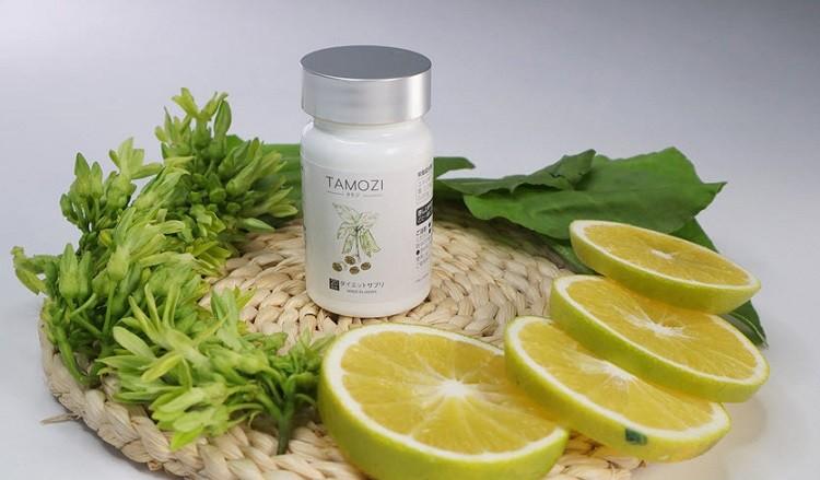 Viên uống giảm cân Tamozi