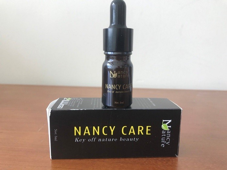 serum trị mụn Nancy Care, serum Nancy Care có tốt không, serum trị mụn Nancy Care review, serum Nancy Care review