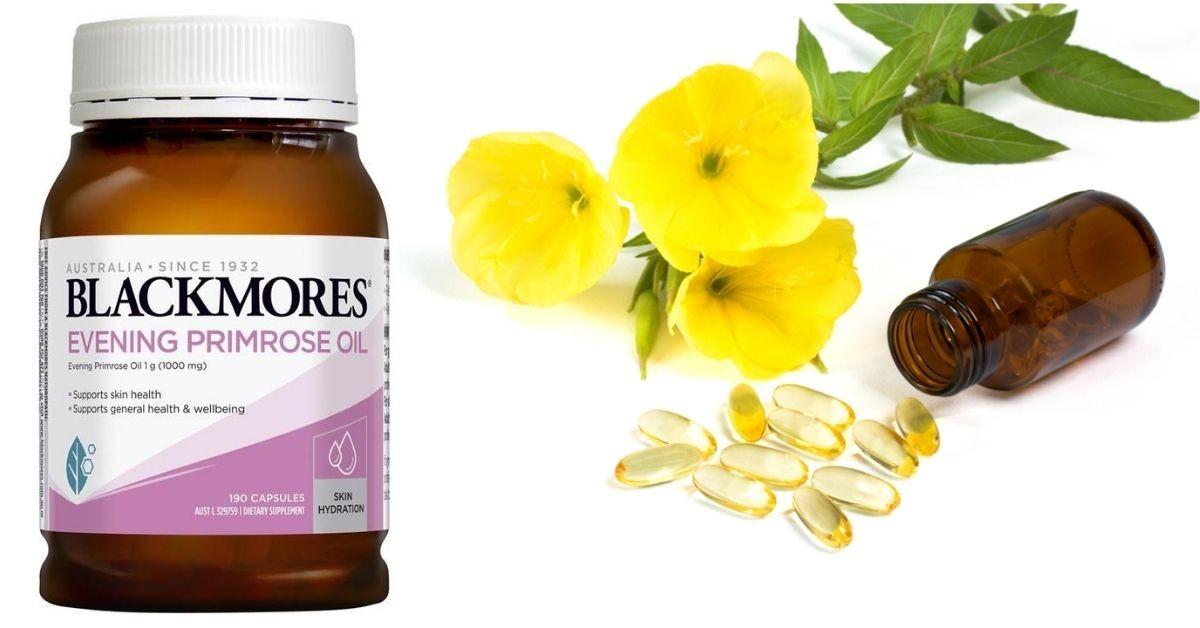 Viên uống nội tiết Blackmores Evening Primrose Oil là một trong những sản phẩm hỗ trợ cải thiện nội tiết tố được rất nhiều chị em ưa chuộng với chiết xuất từ tinh dầu hoa anh thảo thiên nhiên.