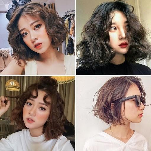 các kiểu tóc đẹp đón Tết