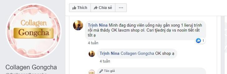 Collagen Gong Cha