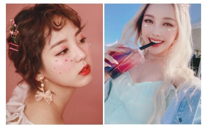make up mùa lễ hội, xu hướng make up, xu hướng trang điểm, trang điểm cuối năm