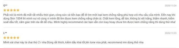 Review kem chống nắng Madagascar Centella có tốt không?